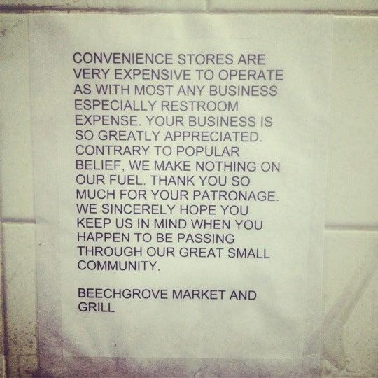 Photos at Bp Gas Station - Beechgrove, TN