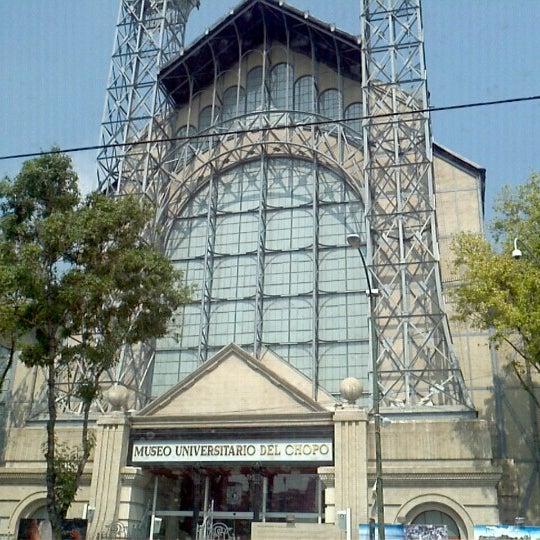 8/15/2012にCesar H.がMuseo Universitario del Chopoで撮った写真