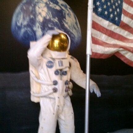 7/7/2012 tarihinde Robert E.ziyaretçi tarafından Bullock Texas State History Museum'de çekilen fotoğraf