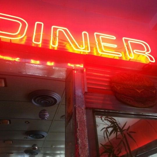 Снимок сделан в Silk City Diner Bar & Lounge пользователем Yvo 7/28/2012