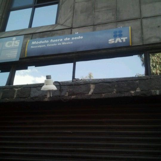 Sat Modulo De Servicios Tributarios Naucalpan Alce Blanco