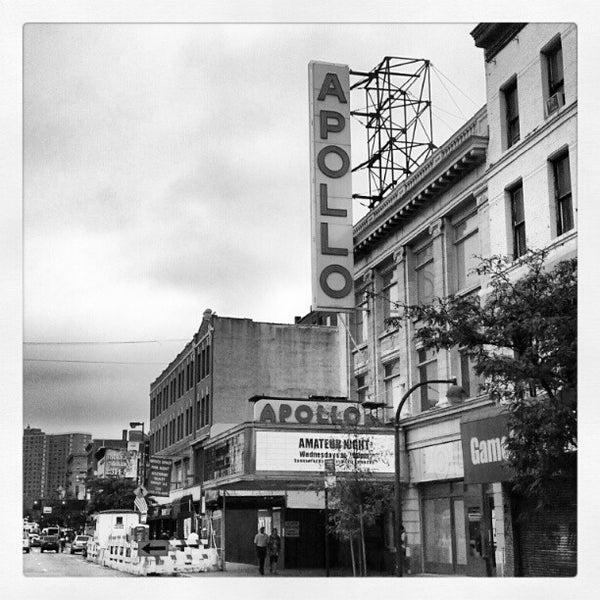 Das Foto wurde bei Apollo Theater von Anthony B. am 9/4/2012 aufgenommen