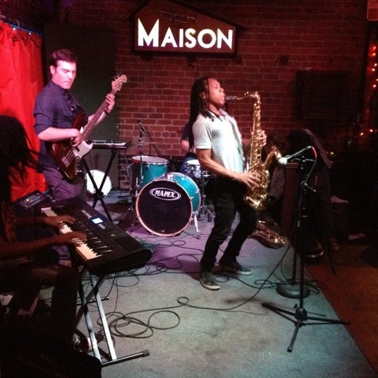 Foto scattata a Maison da Anne Mims A. il 5/30/2012
