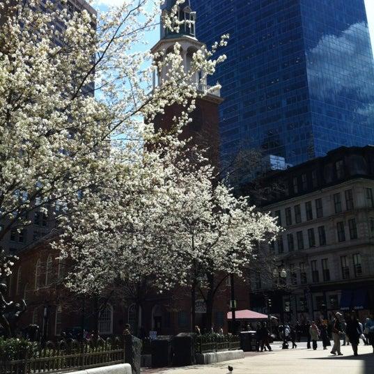 4/10/2012にCarole Ann C.がOld South Meeting Houseで撮った写真
