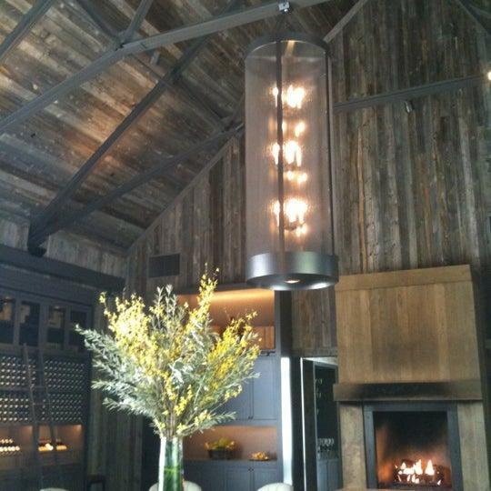 รูปภาพถ่ายที่ Ram's Gate Winery โดย D เมื่อ 4/24/2012