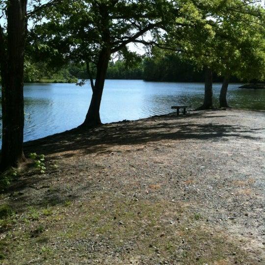 Foto scattata a Anne Springs Close Greenway da Jessica S. il 4/10/2012