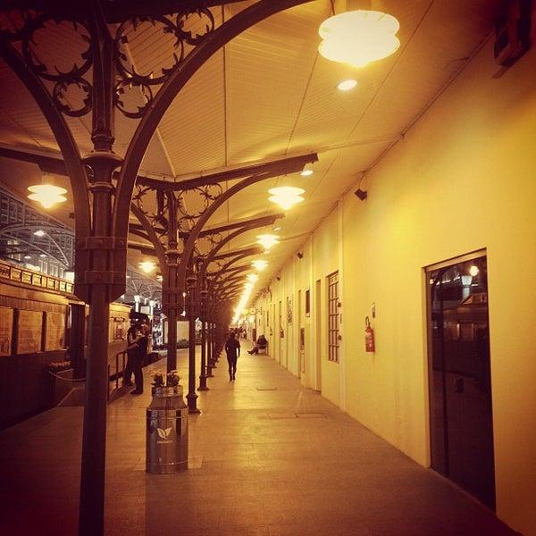 7/12/2012 tarihinde Gustavo W.ziyaretçi tarafından Shopping Estação'de çekilen fotoğraf