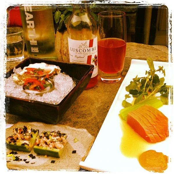 Das Foto wurde bei Mochi Restaurant von Jeroen B. am 8/4/2012 aufgenommen