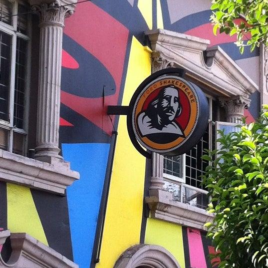 รูปภาพถ่ายที่ Foro Shakespeare โดย Guía CDMX เมื่อ 6/9/2012
