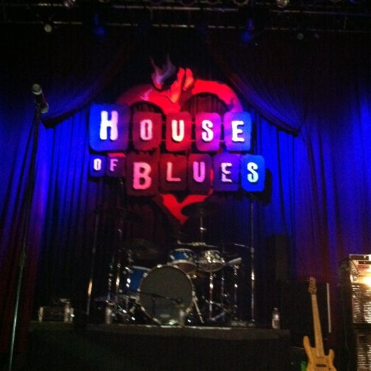 Foto tirada no(a) House of Blues San Diego por Michele K. em 3/19/2012