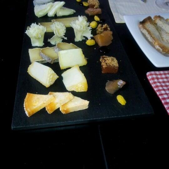 Снимок сделан в Restaurante Lakasa пользователем Rafael F. 9/8/2012