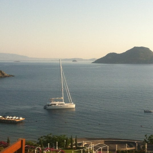 Das Foto wurde bei Sianji Wellbeing Resort von Selin T. am 6/5/2012 aufgenommen