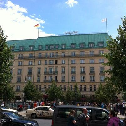 7/21/2012에 Eugen K.님이 Hotel Adlon Kempinski Berlin에서 찍은 사진