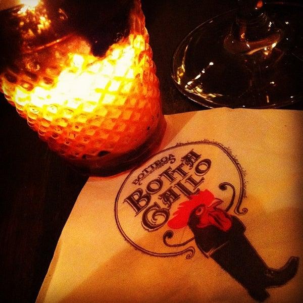 รูปภาพถ่ายที่ Bottega Bottagallo โดย Fred P. เมื่อ 4/20/2012