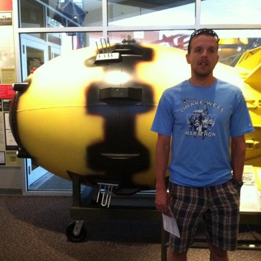 Photo taken at Bradbury Science Museum by Kendra I. on 5/31/2012