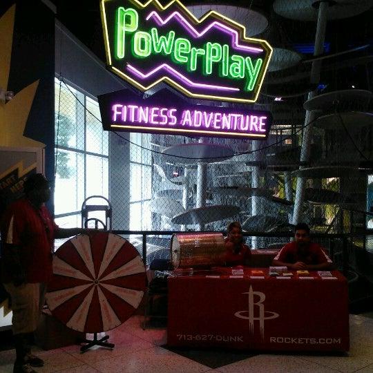 Photo prise au Children's Museum of Houston par Fonzie50 le8/11/2012