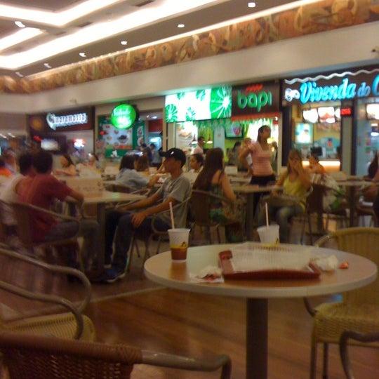 2/10/2012 tarihinde Marcos G.ziyaretçi tarafından Goiânia Shopping'de çekilen fotoğraf