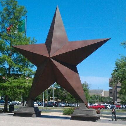 4/19/2012 tarihinde Rick H.ziyaretçi tarafından Bullock Texas State History Museum'de çekilen fotoğraf