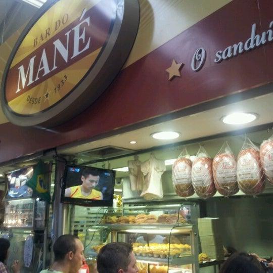 7/28/2012にLeandro R.がBar do Manéで撮った写真