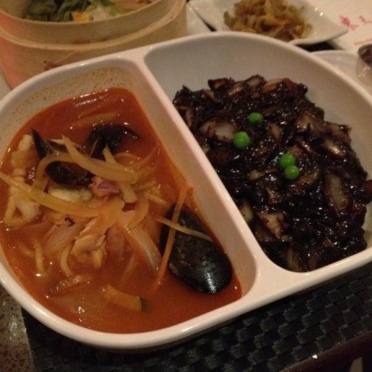 Das Foto wurde bei Dong Chun Hong von Audrey T. am 2/21/2012 aufgenommen