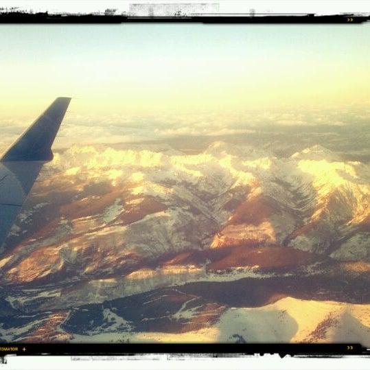 Photo prise au Aspen/Pitkin County Airport (ASE) par Sean B. le2/17/2012