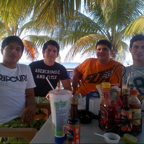 8/18/2012にRafaelがCocos & Grillで撮った写真