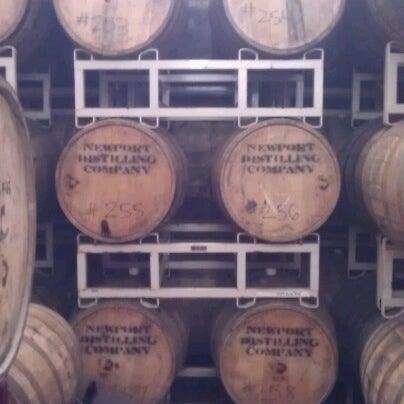 Das Foto wurde bei Newport Storm Brewery von Andreas f. am 8/9/2012 aufgenommen