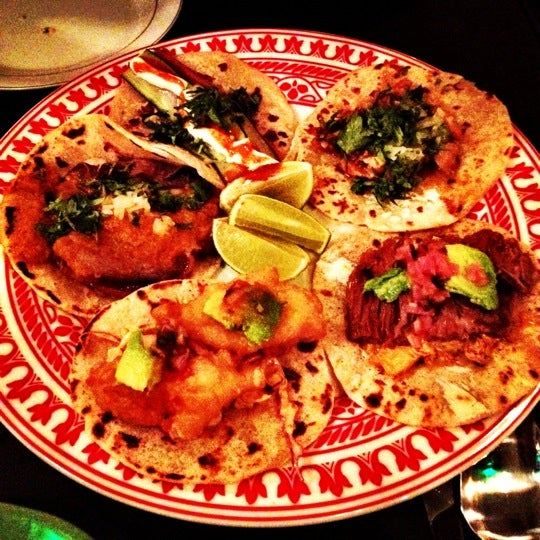 Authentic Texan chef churnjng out tacos with a twist. One of the best in HK