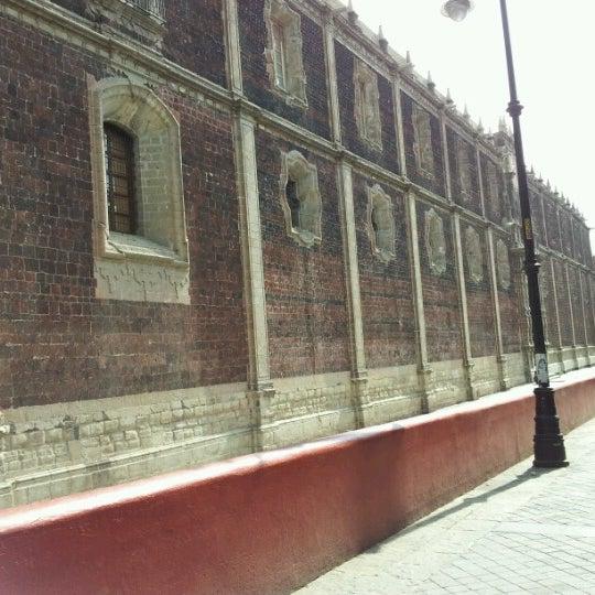Foto tomada en Museo de la Luz por José M. el 6/14/2012