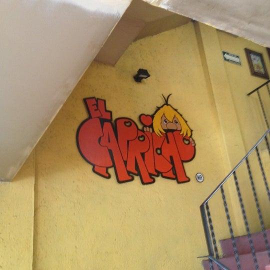 Das Foto wurde bei Tortas El Capricho von El G. am 8/28/2012 aufgenommen
