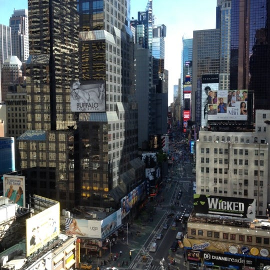 5/10/2012에 Marco D.님이 Novotel New York Times Square에서 찍은 사진