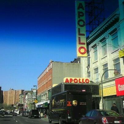 2/3/2012 tarihinde Stephanie R.ziyaretçi tarafından Apollo Theater'de çekilen fotoğraf