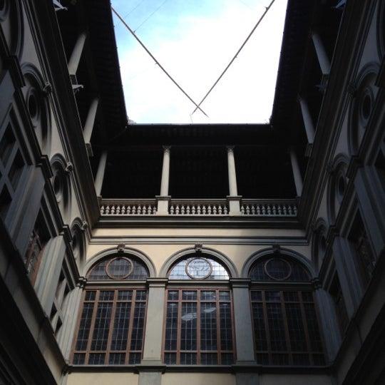 Photo prise au Palazzo Strozzi par Denis le7/22/2012