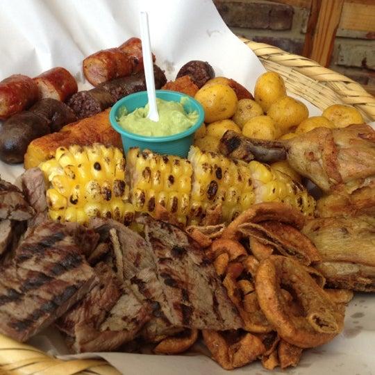 Foto tomada en Cocina Campestre por Luis Miguel M. el 9/2/2012