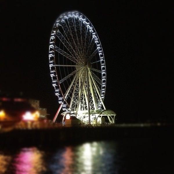 Das Foto wurde bei Waterfront Park von Jon K. am 8/18/2012 aufgenommen