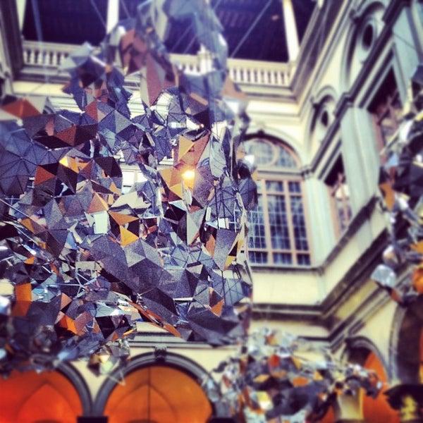 Photo prise au Palazzo Strozzi par Dario C. le5/12/2012