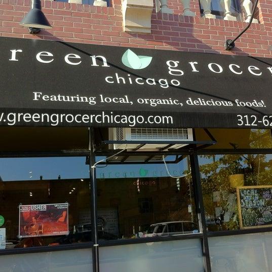 Foto tomada en Green Grocer Chicago por Purple P. el 8/18/2012