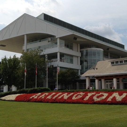 9/7/2012にjohn B.がArlington International Racecourseで撮った写真