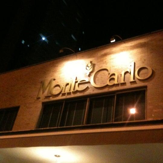 8/11/2012にRenan A.がMonteCarloで撮った写真