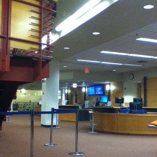 Photo taken at Kean University Library by Raul S. on 6/13/2012
