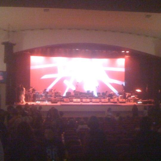 Foto diambil di Teatro Nescafé de las Artes oleh Martin V. pada 4/6/2012