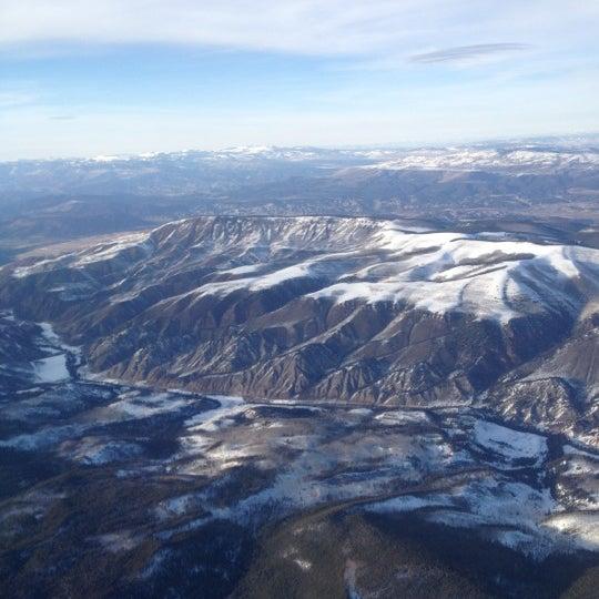 Photo prise au Aspen/Pitkin County Airport (ASE) par Lauren S. le2/18/2012
