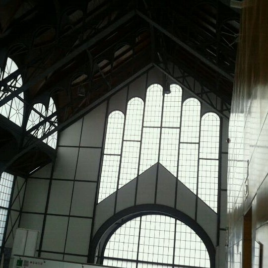 Photo prise au Museo Universitario del Chopo par Pendulo A. le7/19/2012