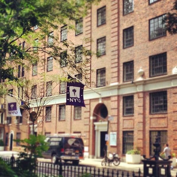 NYU Hayden Residence Hall