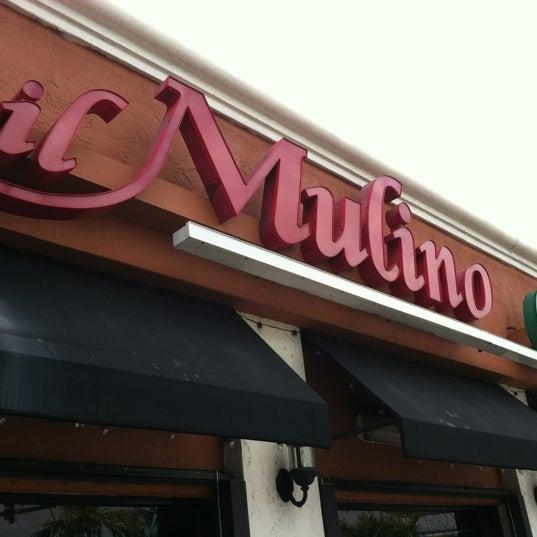 2/11/2012에 Joshua H.님이 IL Mulino Cucina Italiana에서 찍은 사진