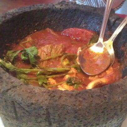 8/3/2012 tarihinde Jennifer H.ziyaretçi tarafından Mestizo'de çekilen fotoğraf