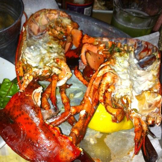 7/10/2012にTamas B.がBig Easy Bar.B.Q & Crabshackで撮った写真