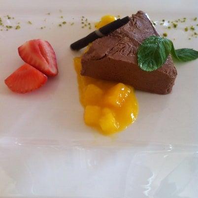 Das Foto wurde bei Greiffenegg Schlössle Restaurant von Marc am 7/28/2012 aufgenommen