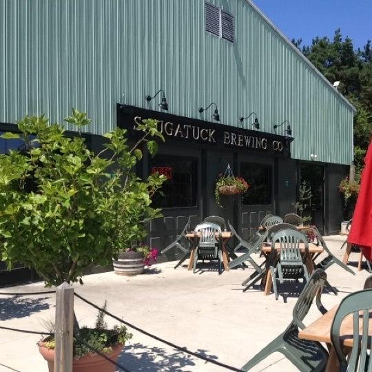 Снимок сделан в Saugatuck Brewing Company пользователем Ben K. 7/31/2012