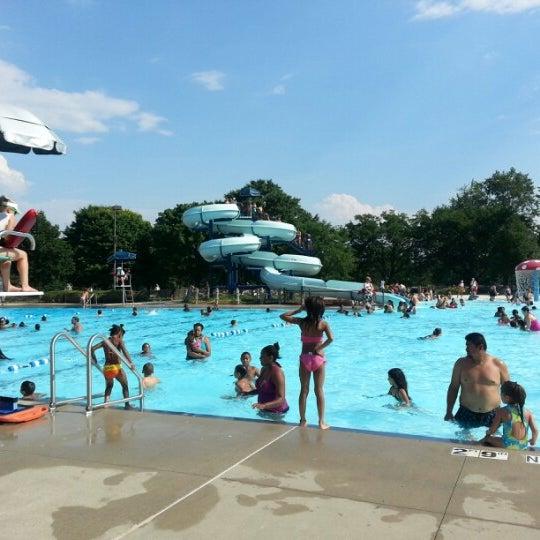 Richmond Park Pool West Grand Grand Rapids Mi